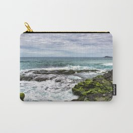 View From Secret Beach Carry-All Pouch