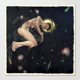 Bodies in Space: Hypoxia Canvas Print