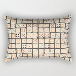 [Domi]No Big Deal Rectangular Pillow