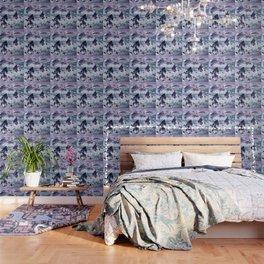 Monet : Storm At Belle Ile Wallpaper