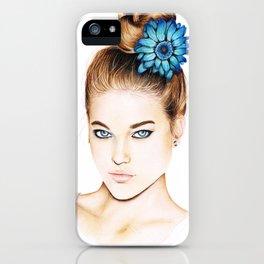 Barbara iPhone Case