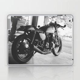 Cafe Racer Laptop & iPad Skin