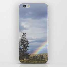 Luck iPhone Skin