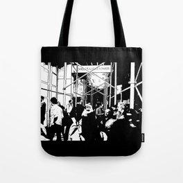 Chelsea Crowd #1 Tote Bag