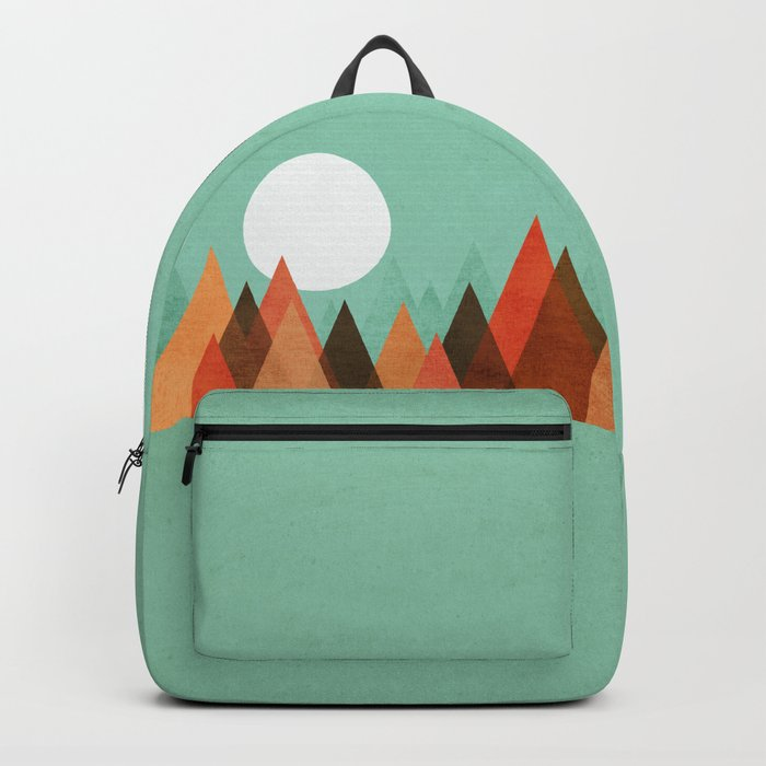 From the edge of the mountains Backpack