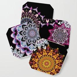 Arsenic & Old Lace - Mandala Coaster