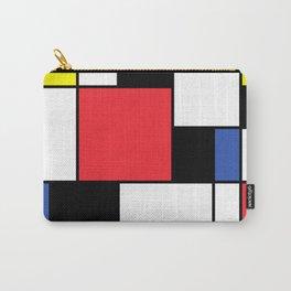 De Stijl Neoplastic Art Carry-All Pouch