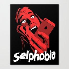 Selphobia Canvas Print