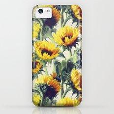 Sunflowers Forever Slim Case iPhone 5c