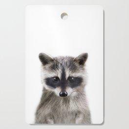 little raccoon Cutting Board