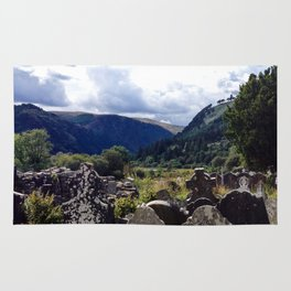 Glendalough, Ireland Rug
