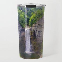 Taughannock Falls, Ithaca NY Travel Mug