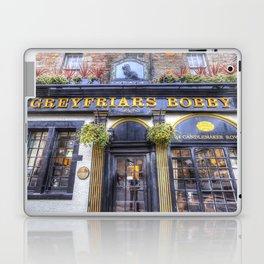 Greyfriars Bobby Pub edinburgh Laptop & iPad Skin