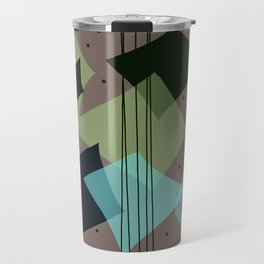 Rain Dance (Putty) Travel Mug