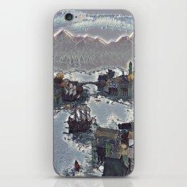 Boatyard iPhone Skin