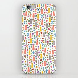 Animals & Lucky charms iPhone Skin