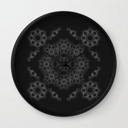Tahazu (The Battle) Wall Clock