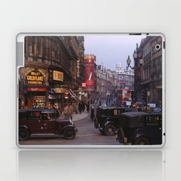 Piccadilly London Kodachrome Laptop & iPad Skin