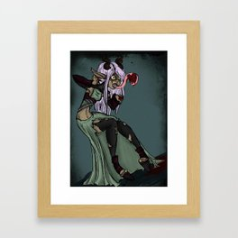 Edel Framed Art Print