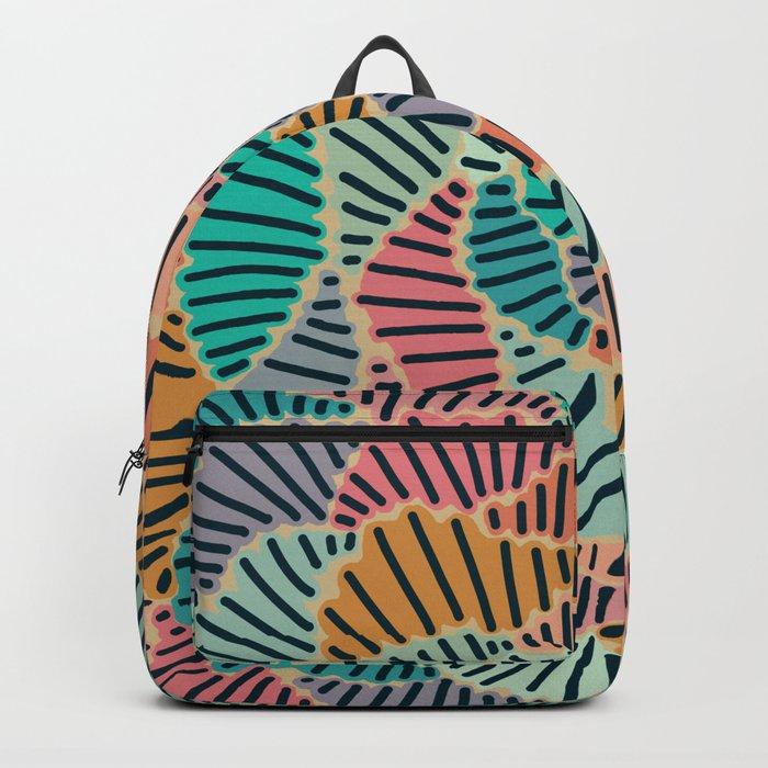 Curves 3 Backpack