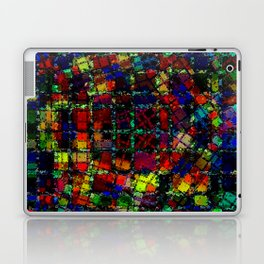 Urban Psychedelic Abstract Laptop & iPad Skin