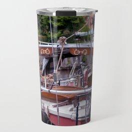 Ship deck Travel Mug