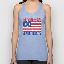 Made In Amerca Unisex Tank Top
