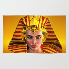 The Face Of Egypt Rug