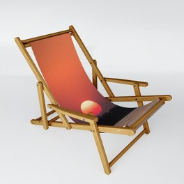 Really red sun Sling Chair