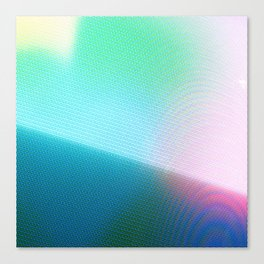 Studies in Boradcast Colour Series 5 Canvas Print