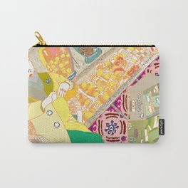 old grandma Carry-All Pouch