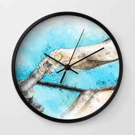 The Drive Wall Clock