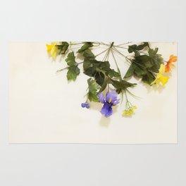 Flower Wheel Rug