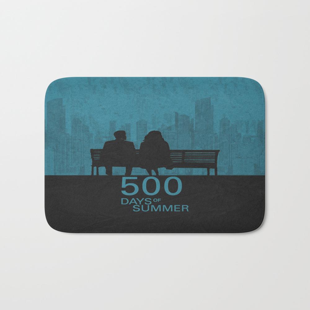 500 Days Of Summer 01 Bath Mat by Miserym BMT8760071