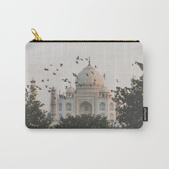 Taj Mahal, India II Carry-All Pouch