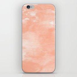 Peach Dreams iPhone Skin