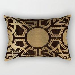 Lament Configuration Side D Rectangular Pillow