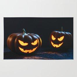 halloween' s pumpkin Rug