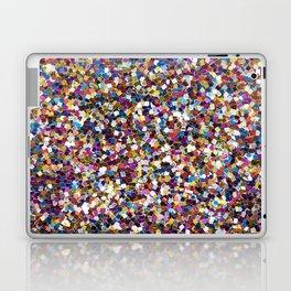 Colorful Rainbow Sequins Laptop & iPad Skin