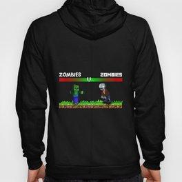 zombies v zombies Hoody