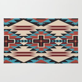 American Native Pattern No. 67 Rug