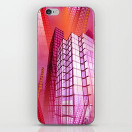 citylines -9- iPhone Skin