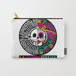 La Catrina Fest MX 2015 Carry-All Pouch