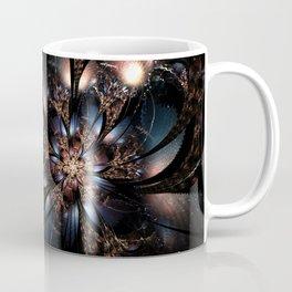 Molly Flower Fractal Manafold Art Coffee Mug