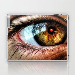 Eye see Love Laptop & iPad Skin