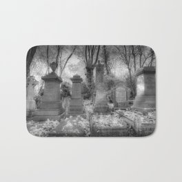 Highgate Cemetery London Bath Mat