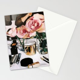 You're Lucky You're Pretty Stationery Cards