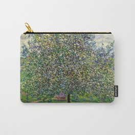 "Claude Monet ""Le Pommier"" Carry-All Pouch"