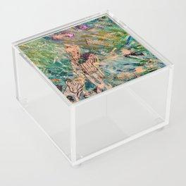 Addiction Acrylic Box