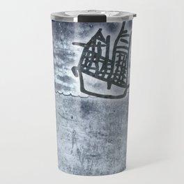Fragata a la vista! Travel Mug